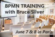 BPMN Training with Bruce Silver June 7 & 8 Paris